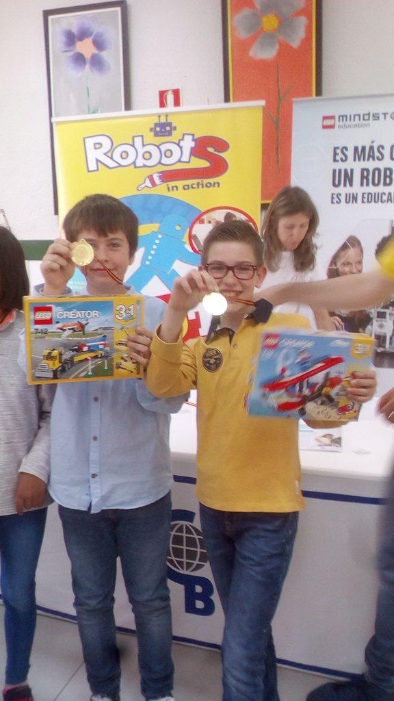 ROBOTICA BRISTOL COLEGIO
