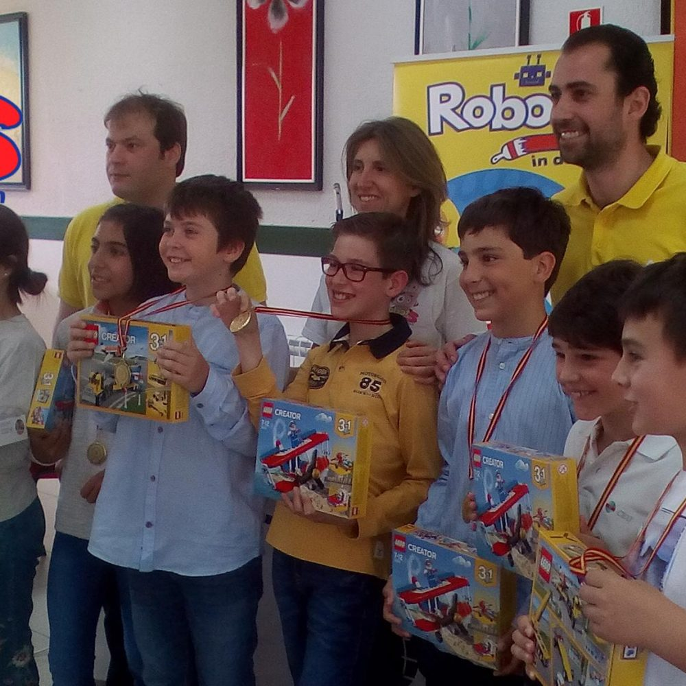 Torneo ROBOTS IN ACTION