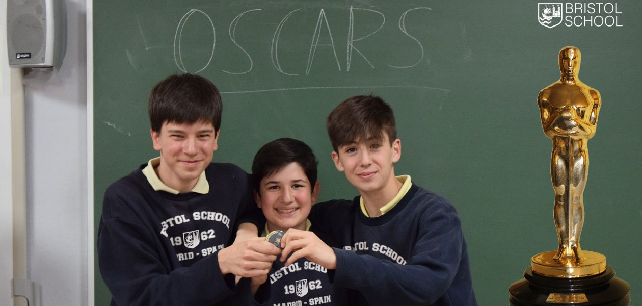 Oscars en Taller de Inglés