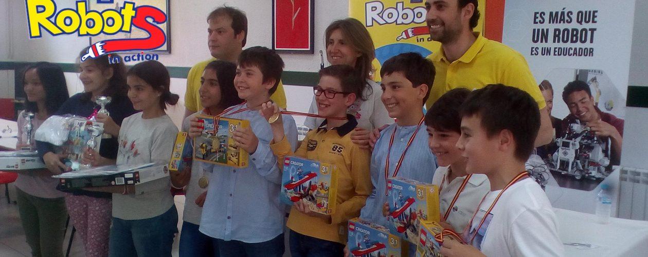 Torneo ROBOTS IN ACTION