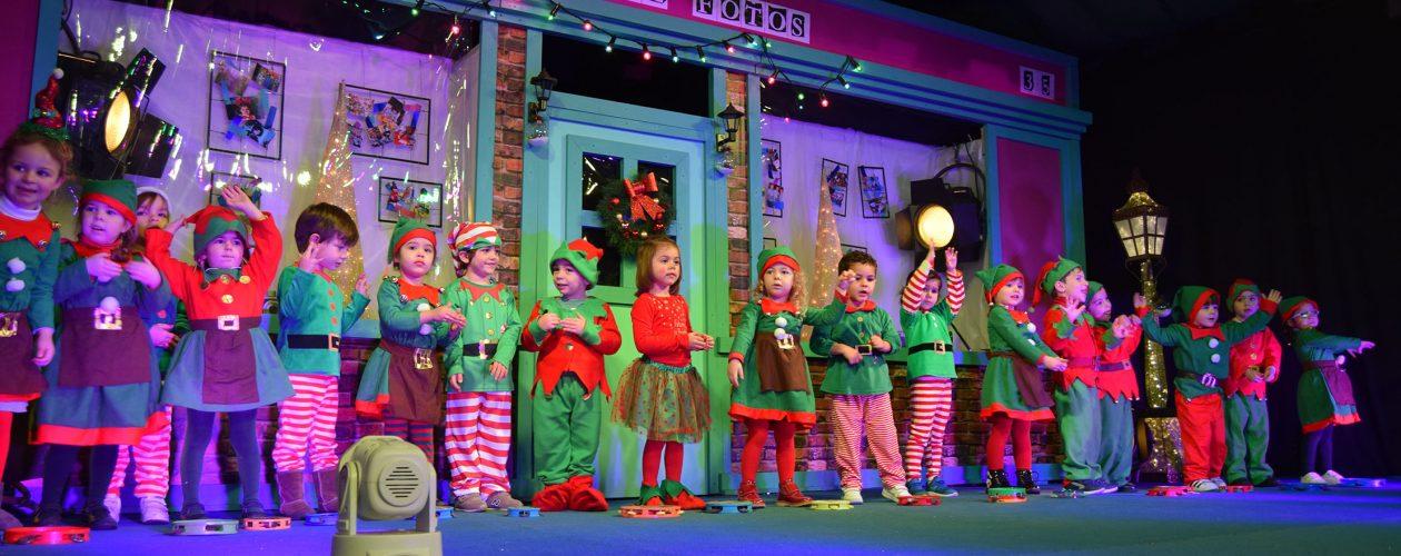Festival de Navidad Infantil