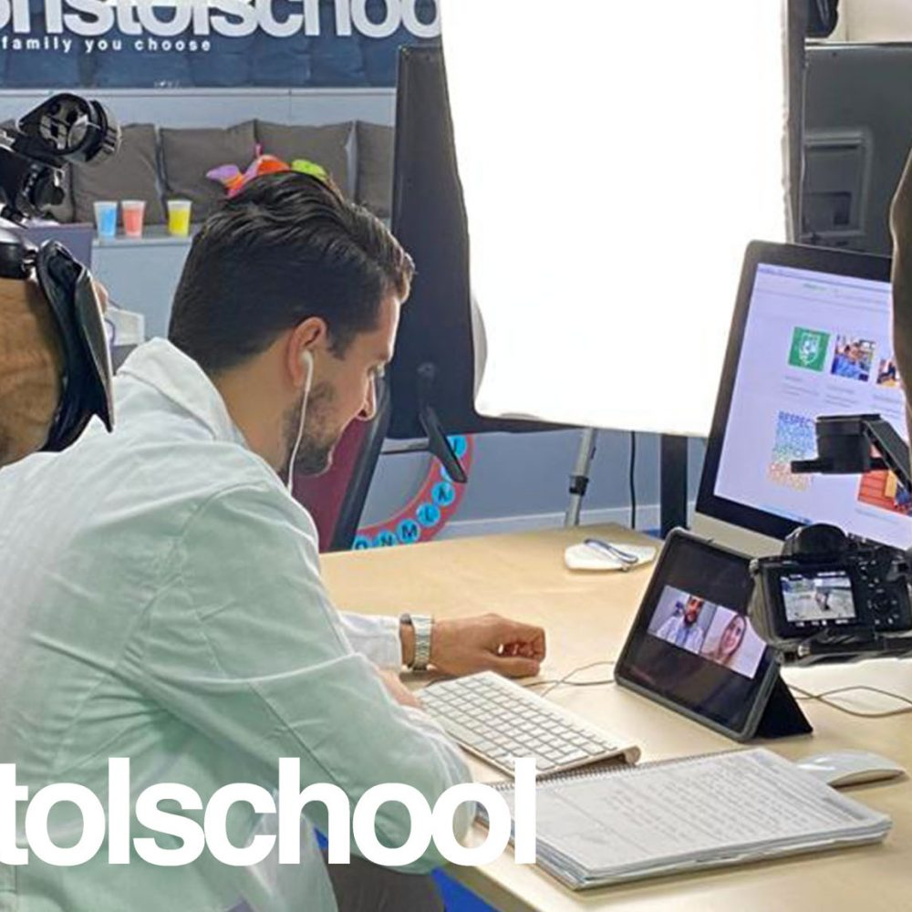 Digitalización en las aulas