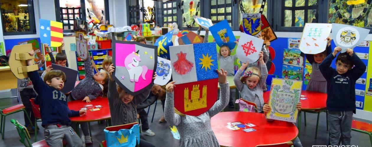 Proyecto medieval en Pre-K4