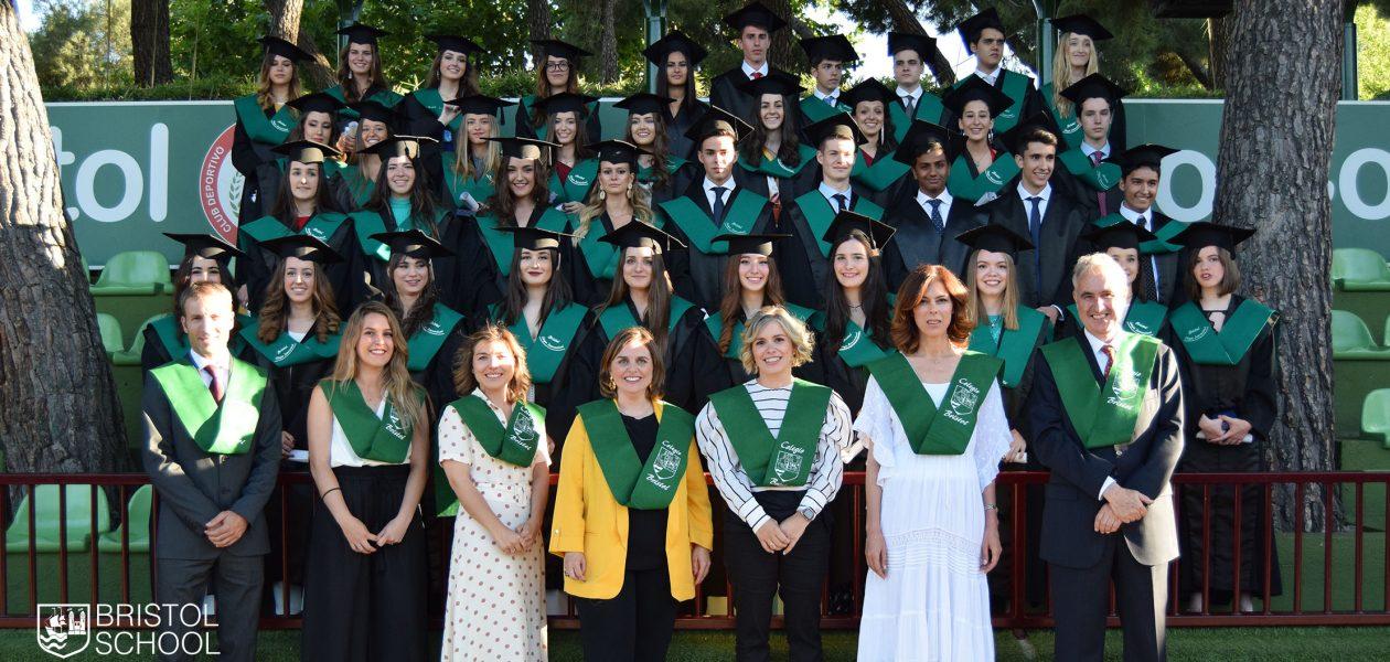 Graduación 2º Bach