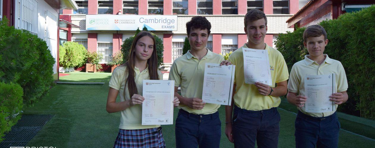 Diplomas de Cambridge