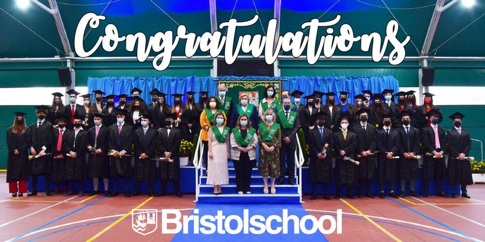 Graduación 2º de Bachillerato
