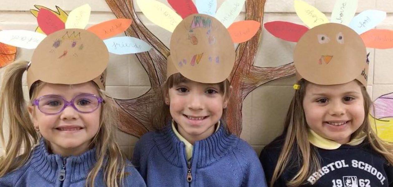Así celebraremos el día de Acción de Gracias en el cole