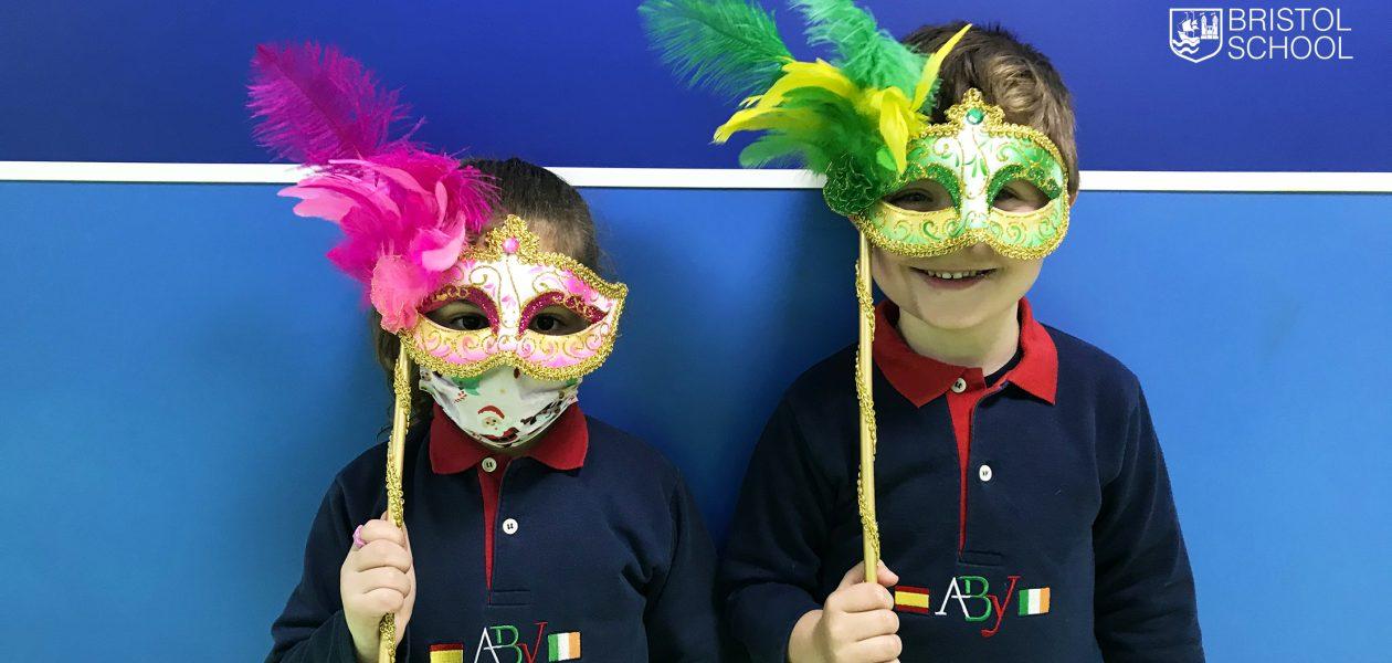 Todos celebramos Carnaval el día 12