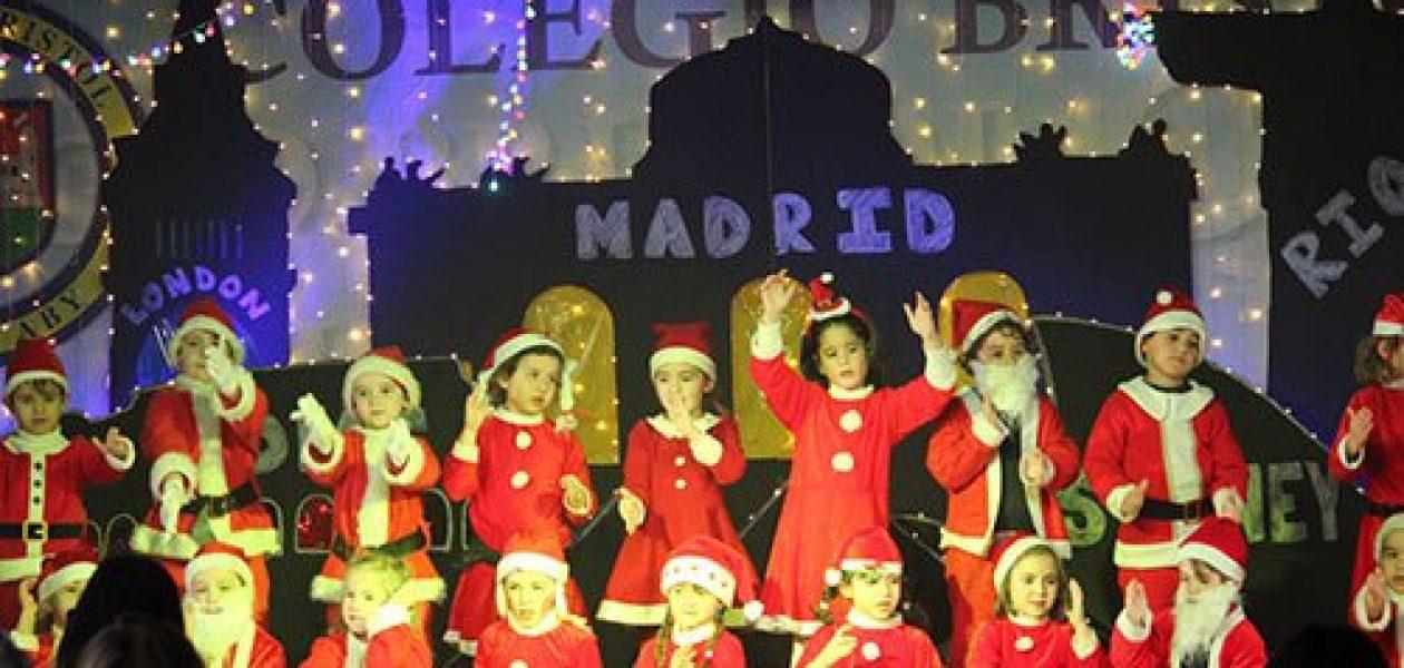 Álbum del Festival de Navidad 2018