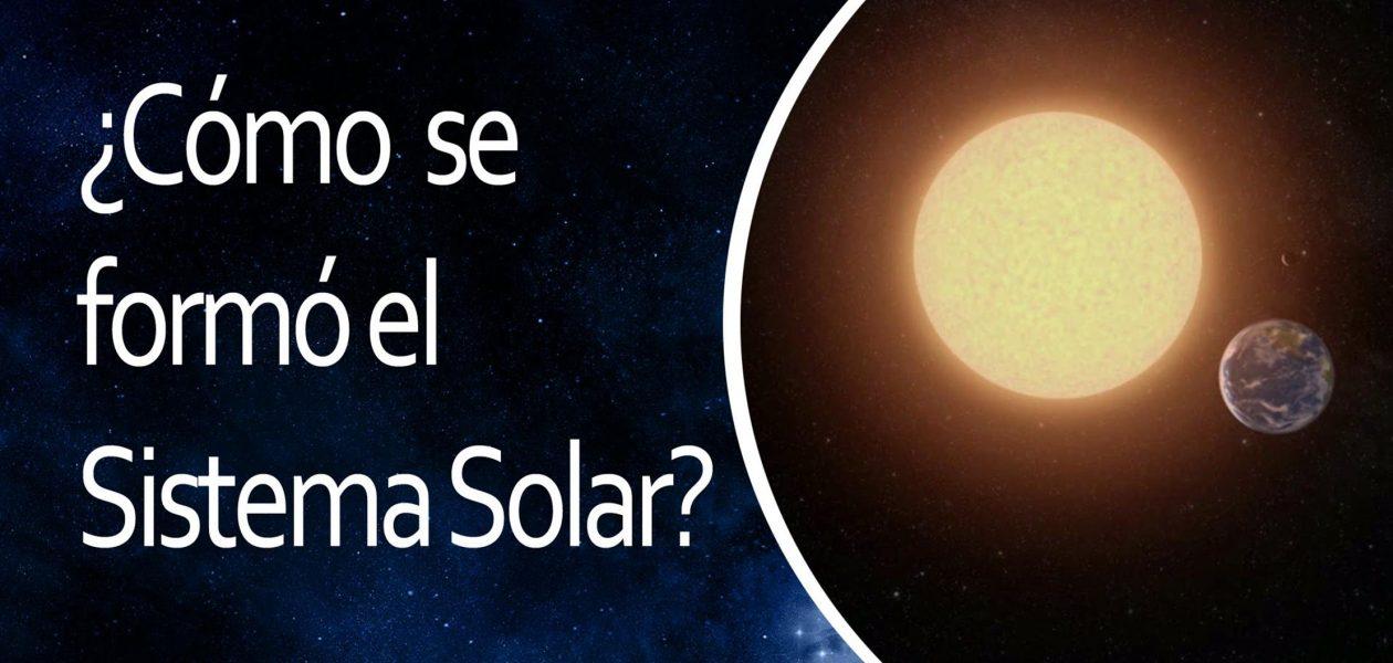El Sistema Solar en 1ºESO