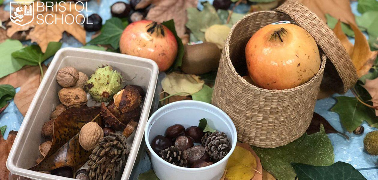 Fiesta del otoño en Pre-K2