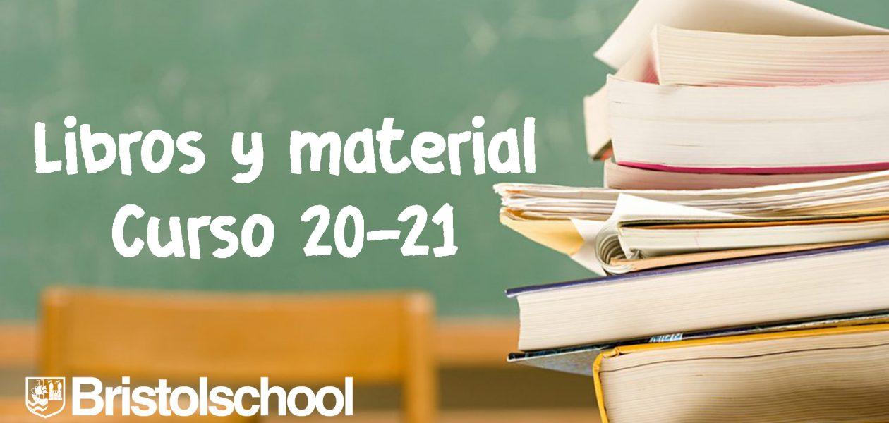 Libros y material 20-21