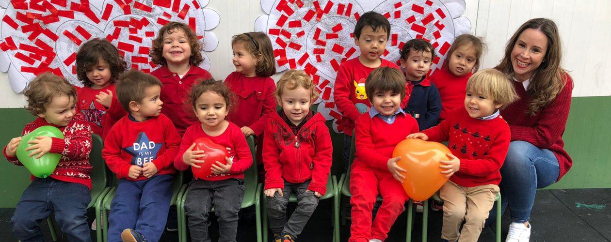 San Valentín en Infantil