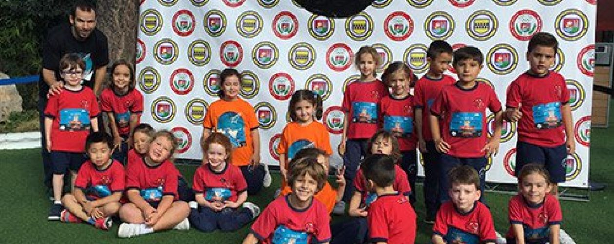 Gran éxito en la carrera solidaria contra la leucemia infantil