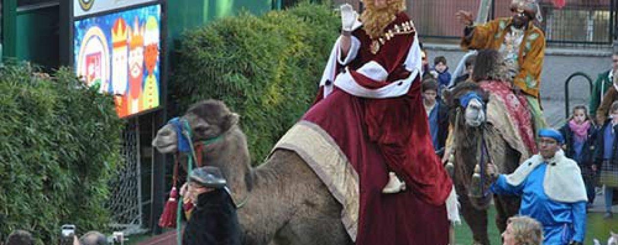 Feliz tarde con los Reyes Magos de Oriente
