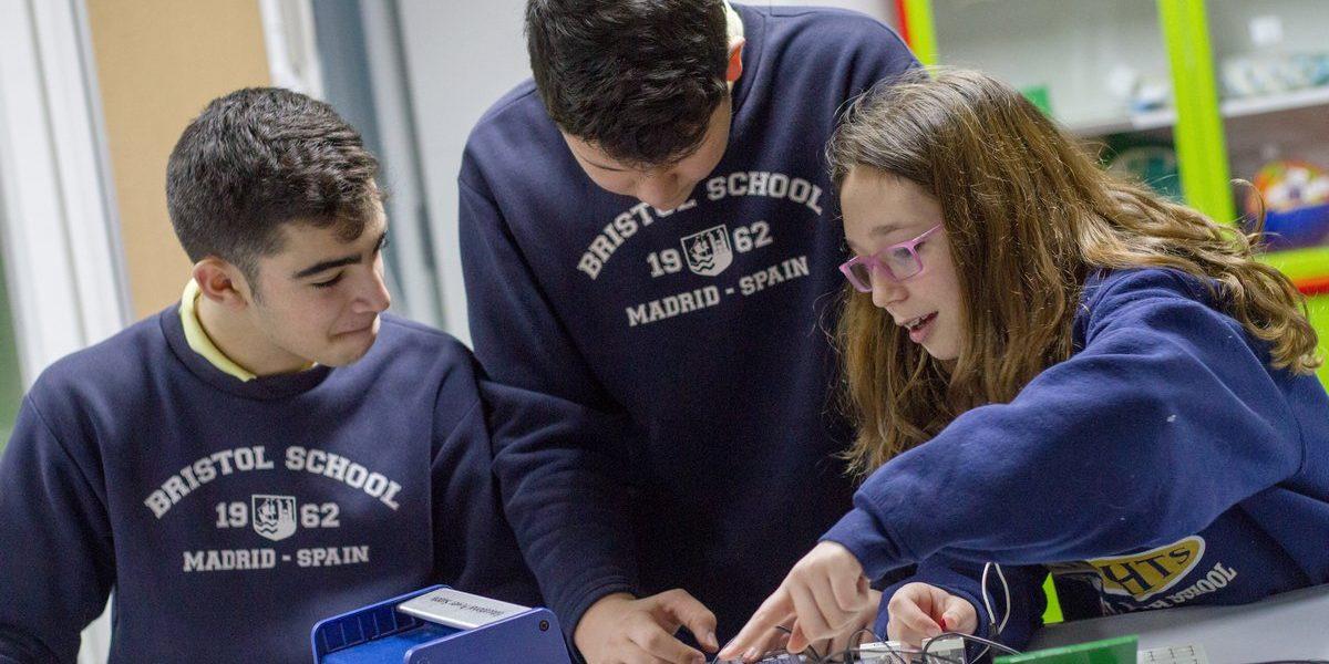 Educaci 243 N Secundaria Obligatoria Bristol School